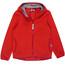 Finkid Paukku Zip-In Jacket Kids Grenadine/Red